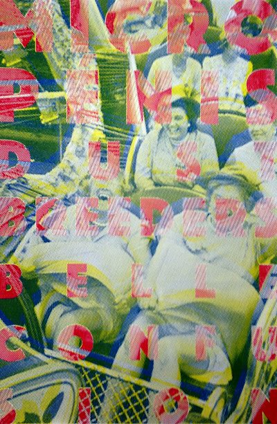 Affiche Goodies Oldies Julia Mancini
