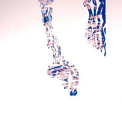 Affiche L Ecorce de l eau Amalia Taquet