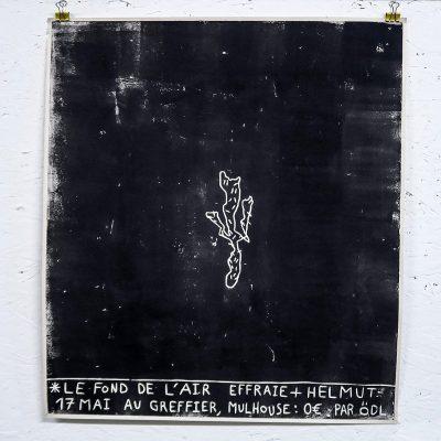 Affiche Le fond de l air effraie Helmut