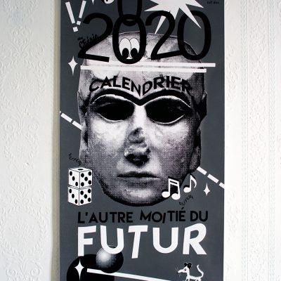 Calendrier2020 L Autre moitié du futur