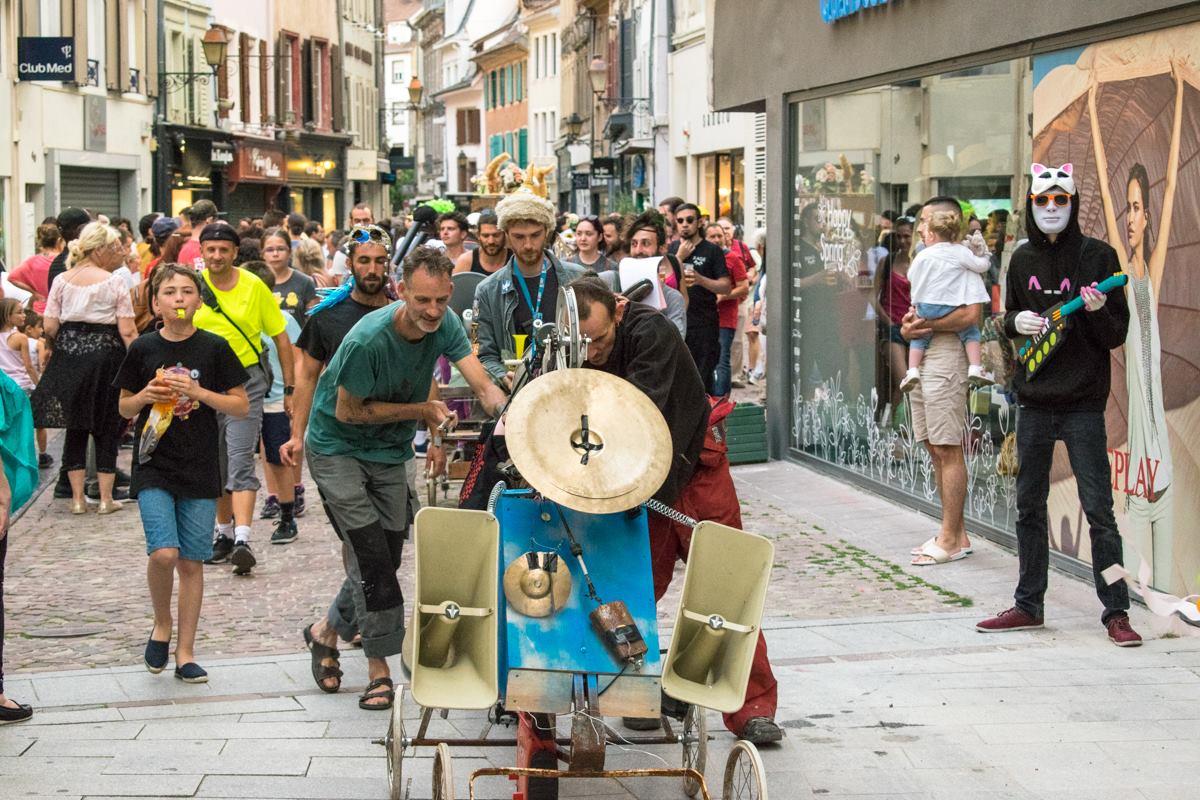 Noise Parade 1 2018 Mathieu Monfourny